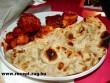 Chicken Tika - indiai étel