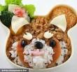 Maci alakú étel gyerekeknek
