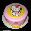 Hello Kitty-s torta