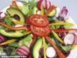 Avokádós saláta