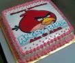 Angry Birds torta
