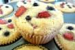 Epres-áfonyás muffin