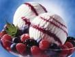 Fagyi és gyümölcsök