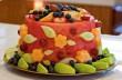 Gyümölcsből torta