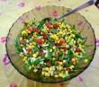Jó kis vegyes nyári saláta