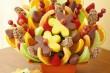 Különleges gyümölcskosár