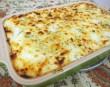 Rakott sajtos tészta