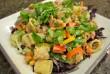 Saláta tésztásan