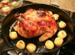 Sült csirke