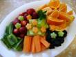 Zöldség-gyümölcs tál