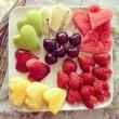 Formás gyümölcsök