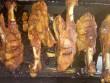 Fokhagymás omlós sült kacsaszárnytő