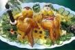 Zöldség - vitaminos tál