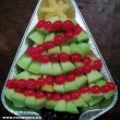 Karácsonyfa zöldségbõl
