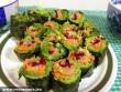 Zöldséges sushi