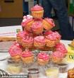 Muffin torony