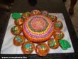 Cukorbogyós torta