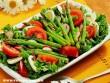 Tavaszi zöldségtál tojással
