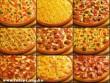 Pizza variációk