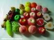 Gyümölcsök (nem ehetõ, mert gyertya)