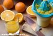 Így készül a narancslé