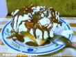 Almás tejszínhabos piskóta