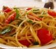 Paradicsomos olasz tészta