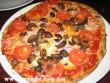 Eredeti olasz gombás pizza