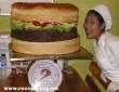 Mázsás hamburger