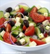 Keleti vegyes saláta