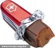 Svájci bicska csoki