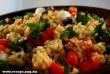Nyári zöldséges rizs