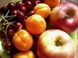 Cseresznye, barack, alma