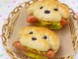 Kreatív szendvics gyerekeknek