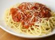 Spagetti szósszal