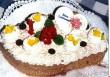 Egyszintes torta