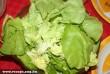 Fejes saláta ecetes - cukros lével: nagyon finom!