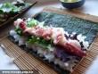 Így készül a szusi