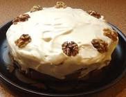 Diós torta