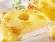 Ananászos szelet