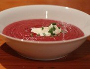 Cékla leves