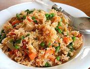Borsós-répás rizses hús