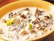 Tárkonyos ragu leves