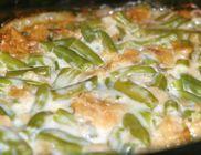 Rakott zöldbab